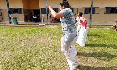 "Celebraron ""San Juan Ára"" en varios centros penitenciarios"