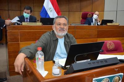 Sixto Pereira dice que evitaron que el cartismo controle el Senado