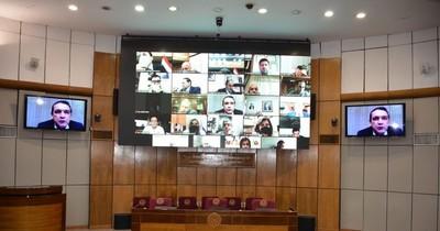 La Nación / Abdo-luguistas retiraron proyecto que pretendía blanquear invasiones