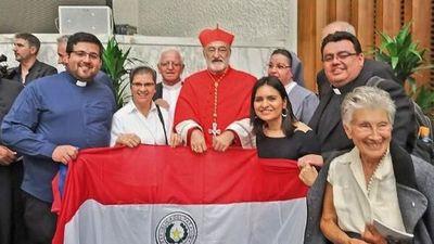 Cardenal nacionalizado paraguayo regresará al país luego de 13 años