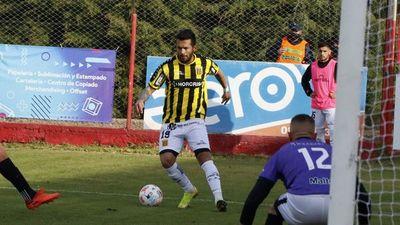 Chimeli y Palacios anotan en Argentina