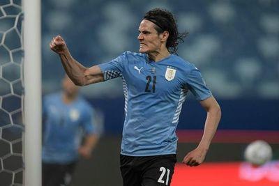 Uruguay, primera  victoria y   a cuartos