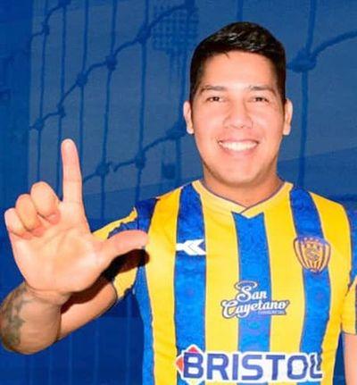 Pablo Gavilán, la 9ª incorporación de Luqueño