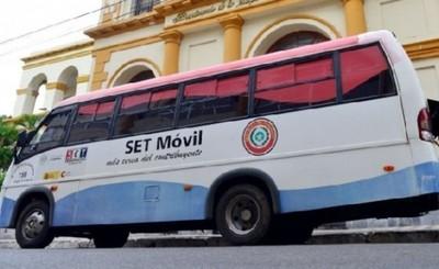 Oficina móvil de la SET ofrecerá servicios en Alto Paraná