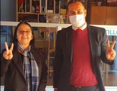 En Hernandarias, liberales ya se unen en apoyo a Alcira Cáceres de Castillo – Diario TNPRESS
