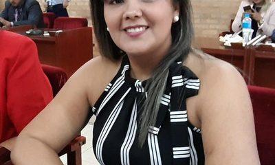 Audio de María Portillo evidencia repartija del dinero público «entre amigos»