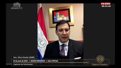 Ovelar admite injerencia abierta de Marito en la bancada oficialista del Senado