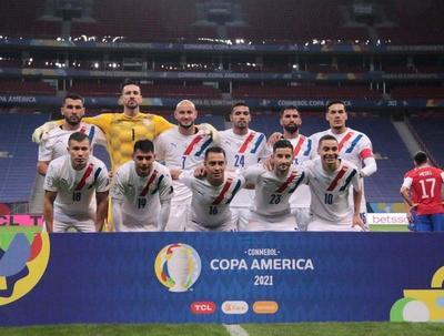 Paraguay ya está en cuartos – Prensa 5