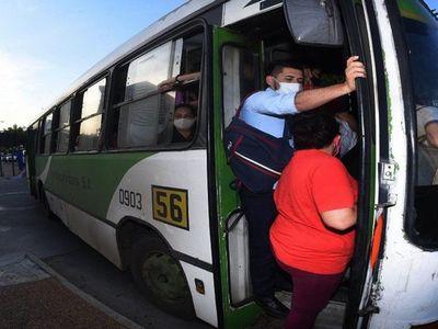 VMT aún sin plan para aumentar cantidad de buses