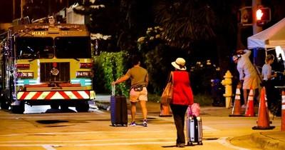 La Nación / Familiares de desaparecidos ya se encuentran en Miami