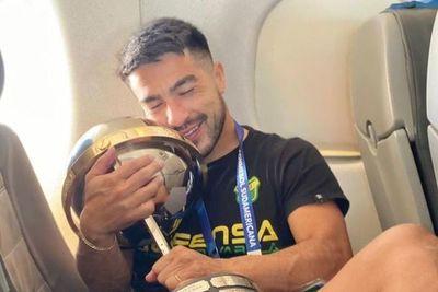 El campeón de la Copa Sudamericana que reforzará a Guaraní