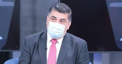 La Nación / Borba promete llegada de más vacunas para la próxima semana
