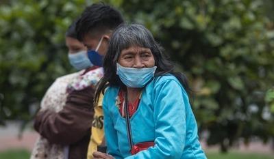 10% de infectados fallecen por covid en pueblos indígenas