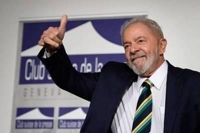 Lula da Silva amplía la ventaja sobre Jair Bolsonaro y ganaría en primera vuelta en Brasil en 2022