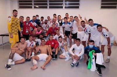 El reporte preliminar de la lesión de Antonio Bareiro