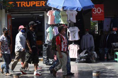 La actividad económica de México repunta un 22,3 % anual en abril