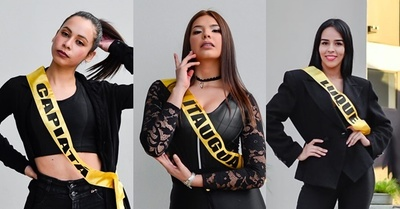 Capiatá, Itauguá y Luque en la lucha por la corona de Miss Grand Paraguay