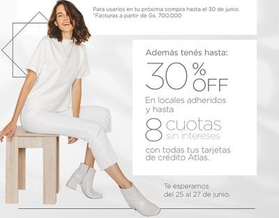 """Banco y Shopping lanzan """"Fin de Mitad de Año"""" con beneficios"""