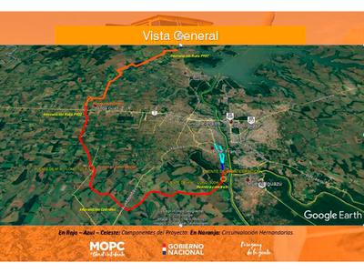 Adjudican las obras del primer tramo del Corredor Metropolitano del Este