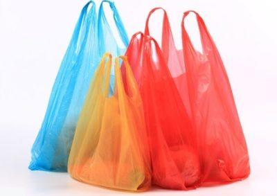 Ley que regula el uso de bolsas de polietileno entrará a regir desde julio