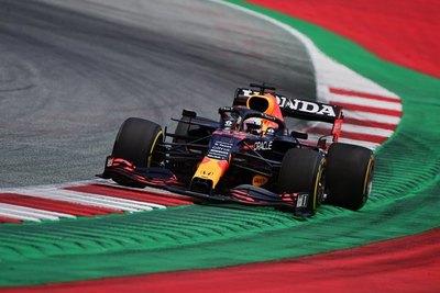 Verstappen a la cabeza en ambas libres en Austria