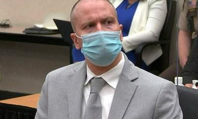 Derek Chauvin fue condenado a 22 años y medio de cárcel por la muerte de George Floyd