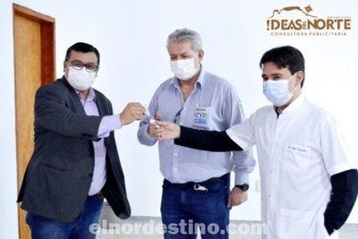 Universidad Sudamericana construyó laboratorio de Biotecnología Molecular en el Hospital Regional de Pedro Juan Caballero