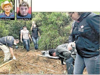 Alta condena para banda criminal por el asesinato de Alecio Dresch y su nieto