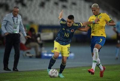 Borré y Fabra afirman que Colombia quiere conquistar la Copa América