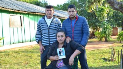 Familia de Leidy Luna dice no estar en condiciones para viajar a Miami