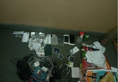 En cárcel para mujeres incautan teléfonos celulares y hasta medicamentos para trastornos psiquiátricos