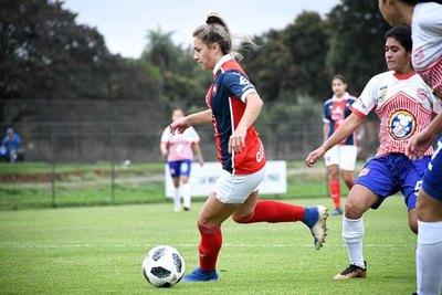 Los cuatro equipos semifinalistas del Apertura femenino