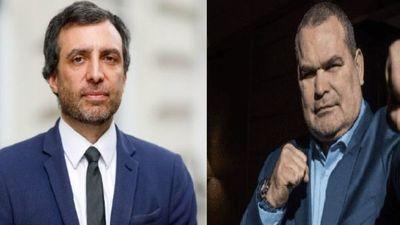 """""""No puede meterse en asuntos internos de Paraguay"""", advierte Chila a embajador británico"""