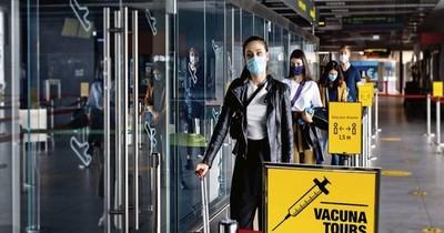 La Nación / Turismo de vacuna se extenderá hasta agosto