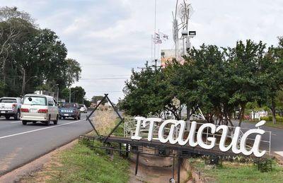 Itauguá muestra su esplendor a pesar de la crisis