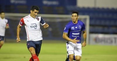 La Nación / Cáceres jugará en Guaraní