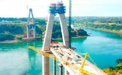Adjudican obra de acceso al Puente de la Integración