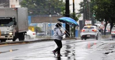 La Nación / Pronostican lluvias e ingreso de un frente frío durante este sábado