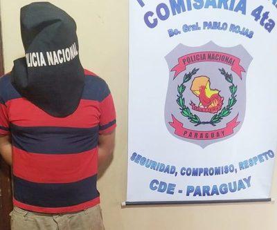 Joven con orden de captura es privado de la libertad tras persecución en km 5,5 – Diario TNPRESS