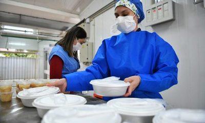 Pabellón de Contingencia de CDE recibió más de 25.000 servicios de alimentación de parte de ITAIPU – Diario TNPRESS