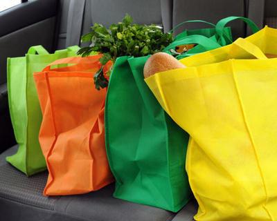 Uso de bolsas reutilizables generará oportunidades para emprendedores