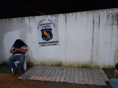 Decomisan 95 kilos de supuesta cocaína en San Alberto