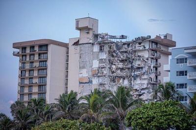 Miami: Paraguayos siguen sin aparecer tras derrumbe de edificio – Prensa 5