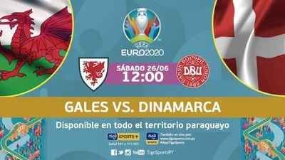 Gales y Dinamarca dan inicio a los octavos de la Eurocopa
