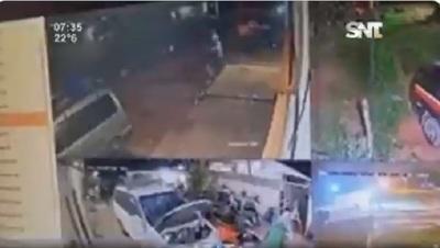 Víctimas de intento de asalto reducen a delincuentes en Piribebuy