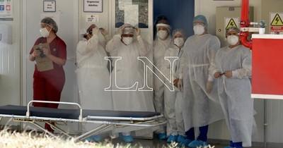La Nación / Enfermeros piden implementar la carrera profesional y concursos para acceder a cargos