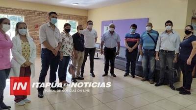DIRECTOR DE LA SÉPTIMA RECORRIÓ EL NORDESTE DE ITAPÚA PARA VER IN SITU REALIDADES DE SALUD.