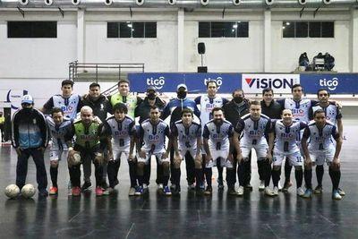 Cuartos de final de la Liga Premiun de Fútsal FIFA