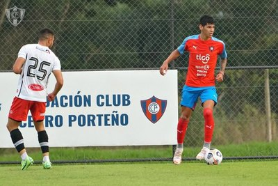 El equipo titular de Cerro que puso Arce en el amistoso contra River Plate