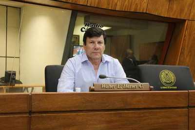 """Harms: """"La línea de Honor Colorado va más allá de las elecciones municipales"""""""